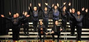 Ural Kosaken Chor Pressefoto