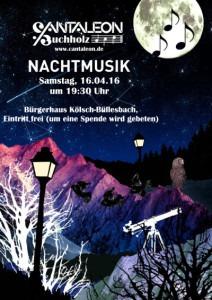Cantaleon Konzert Nachtmusik Unser Land