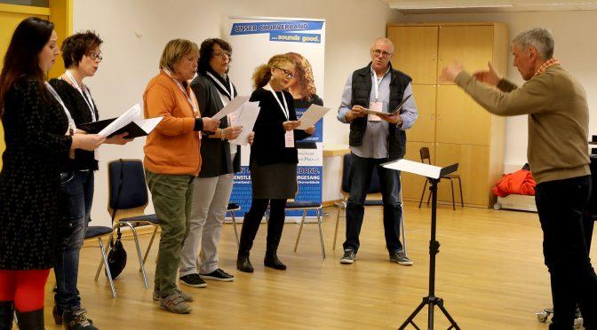 Projekt Franziskusmesse: Chor und Orchester jetzt komplett