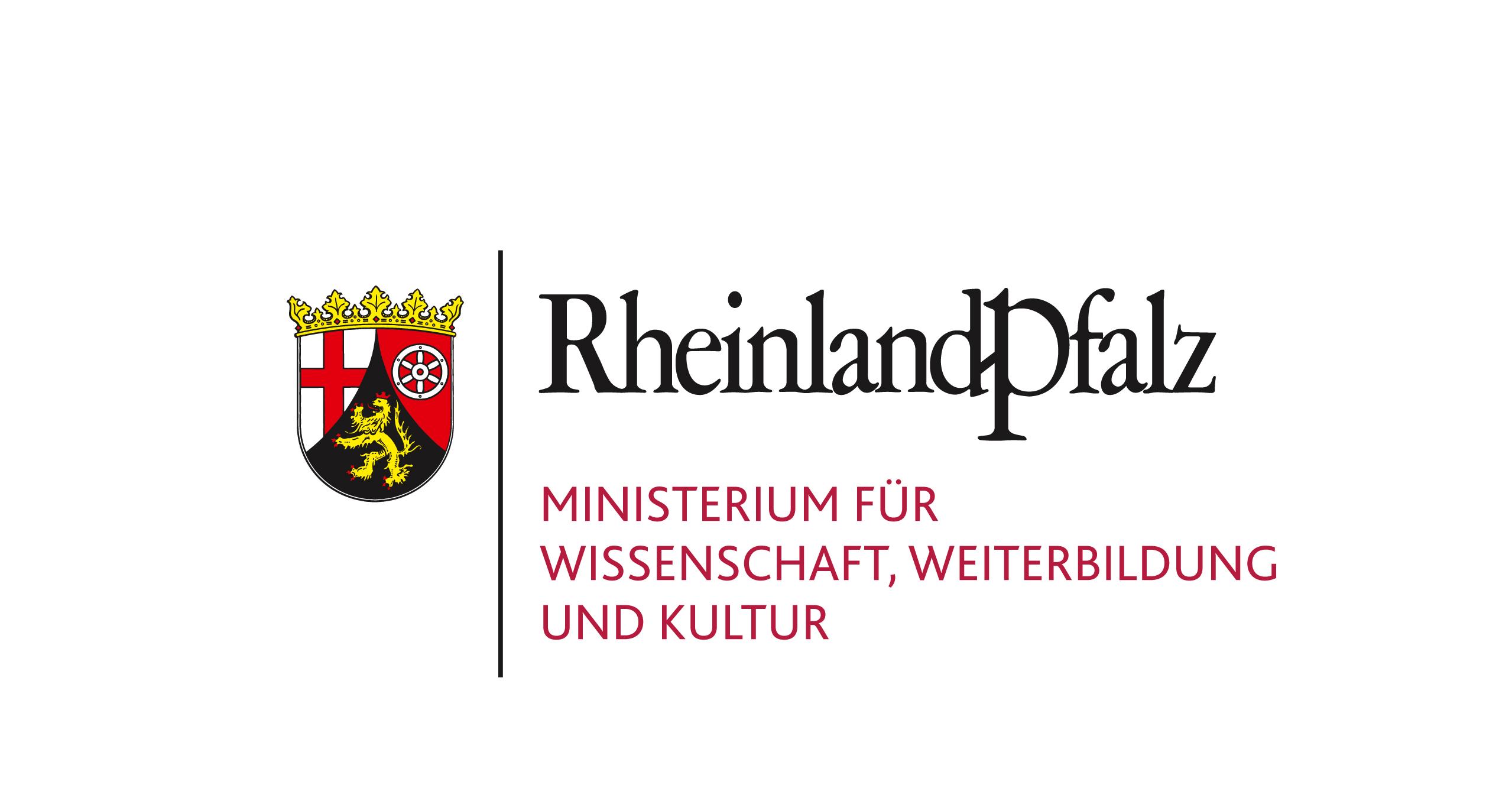 Logo Kultusministerium Rheinland-Pfalz